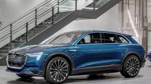 ประธาน Audi เผยรถครอสโอเวอร์ไฟฟ้ารุ่นใหม่จะใช้ชื่อ E-Tron