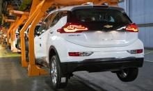 Chevrolet เดินหน้าผลิต Bolt เตรียมส่งมอบภายในปีนี้