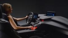 Acura Precision Cockpit ห้องโดยสารต้นแบบแห่งอนาคต