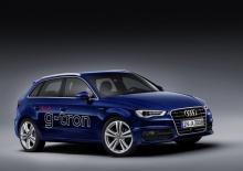Audi สนับสนุนเครื่องยนต์ดีเซลและก๊าซธรรมชาติ