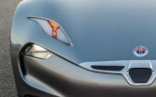 Fisker เผยโฉมหน้าตาของ All-New Fisker EMotion