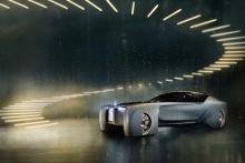 Rolls-Royce Vision Next 100 ยนตกรรมไฮเอนด์สุดล้ำ เอกลักษณ์หรูแห่งอนาคต