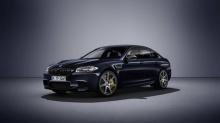 ยลโฉม BMW M5 Competition Edition ขุมพลัง 600 แรงม้า