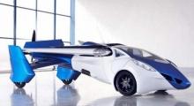 Supercar หลบไปเมื่อเจอ Flying Car รถบินได้ในปี 2017(มีคลิป)