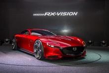 ลือหึ่ง Mazda RX-9 สปอร์ตขุมพลังโรตารี่ จ่อเปิดตัวปี 2020