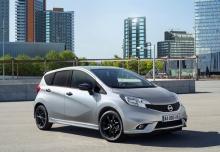 Nissan เตรียมเปิดตัวรถไฟฟ้า Note มาพร้อมระบบขยายระยะทางขับเคลื่อน