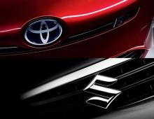 Suzuki หารือ Toyota เล็งร่วมกันพัฒนาเทคโนโลยี