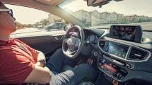 Hyundai พัฒนา Ioniq รุ่นต้นแบบขับขี่อัตโนมัติแบบโลว์คอสต์