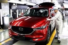 Mazda CX-5 เจนเนอเรชั่นใหม่ขึ้นสายการผลิตแล้ว เปิดขายในญี่ปุ่นต้นปีหน้า