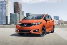เผยโฉม 2018 Honda Fit สเปกอเมริกา ฟังก์ชั่นใหม่แน่น