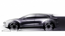 แย้มภาพ All-New Porsche Cayenne ก่อนเปิดตัว