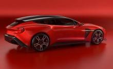 เผยโฉม Aston Martin Vanquish Zagato Shooting Brake มีแค่99คัน