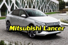 Mitsubishi Lancer ภาพ เรนเดอร์ล่าสุด เจนเนอเรชั่น ที่ 11