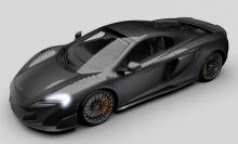 อย่างโหด! McLaren MSO Carbon Series 675LT Spider ตัวถังคาร์บอนทั้งคัน