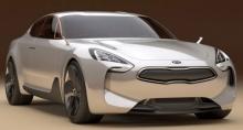 Kia เตรียมเปิดตัว Stinger Sport Saloon ภายในปี 2017