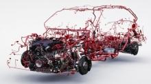 Bentley Bentayga โชว์รูปแบบการจัดระบบสายไฟฟ้าที่ประณีต สวยงาม และใช้งานไม่ซ้ำกัน