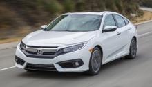 Honda ประกาศเรียกคืน Civic รุ่นใหม่กว่า 3 แสนคันจากปัญหาเบรกมือไฟฟ้า