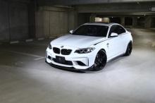 BMW M2 รุ่นตกแต่งพิเศษ เพิ่มเติมความดุดันจากสำนักแต่ง 3D Design