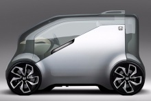 Honda เตรียมโชว์รถต้นแบบปัญญาประดิษฐ์ต้นปีหน้า