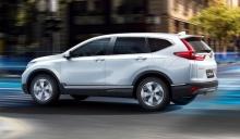 Honda ประเทศจีนเตรียมขาย Honda CR-V Hybrid ช่วงครึ่งปีหลังนี้