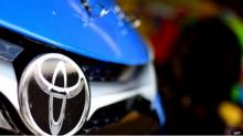 โตโยต้าครองตำแหน่งยอดขายรถยนต์อันดับหนึ่งของโลกปีที่สี่ติดต่อกัน