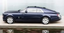Rolls-Royce Sweptail อัครยานยนต์สั่งทำหนึ่งเดียว ราคาไม่หมู