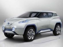 Nissan มีแผนเปิดตัวรถ EV SUV คู่ปรับของ Tesla