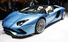 ตัวแทน Lamborghini Aventador อาจเป็นไฮเปอร์คาร์พลังไฮบริด