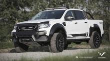 Ford Ranger M-Sport Package ชุดแต่งพิเศษสำหรับตลาด ยุโรป