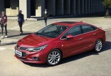 ยลโฉม Chevrolet Cruze ปรับปรุงใหม่ลุยตลาดเมืองจีน