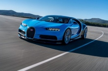 ขนหัวลุก Bugatti Chiron อาจทำความเร็วได้ถึง 458 กม.ต่อชม.