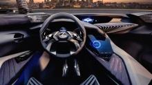 Lexus เผยภาพห้องโดยสารสุดล้ำของรถต้นแบบ UX Concept