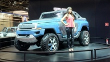 เปิดตัว Ford Troller T4 Xtreme Concept