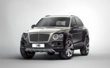 Bentley เปิดตัว Bentayga รถเอสยูวีพรีเมียมที่สุดแห่งความเร็ว