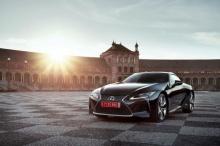 2019 Lexus LC-F ว่าที่คู่ปรับคันใหม่ของ Nissan GT-R Nismo และ Mercedes-AMG GT