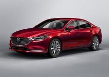 เปิดผ้าคลุม 2018 Mazda 6 โฉมล่าสุด