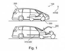 ฟอร์ด ซุ่มพัฒนารถยนต์ที่ควบมอเตอร์ไซค์ได้ในคันเดียว