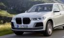 BMW X7 เตรียมเปิดตัวงาน Frankfurt Motorshow 2017