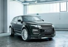 Hamann โชว์แต่ง Range Rover Evoque ด้วยบอดี้คิทสุดเท่