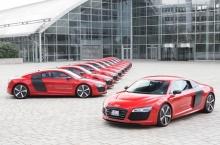 Audi เลิกทำตลาด R8 e-tron ซูเปอร์คาร์พลังไฟฟ้า