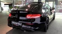 Mercedes-AMG C63 S Coupe รถหรูพลัง 503 แรงม้า