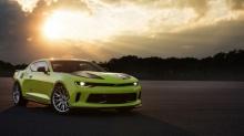 Chevrolet ไม่น้อยหน้า เตรียมอวด Camaro AutoX รุ่นพิเศษ