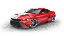 Ford เล็งฟ้องร้องสำนักแต่งทำรถ Mustang ให้เหมือน GT