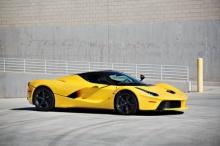 LaFerrari สีเหลืองคันนี้ ราคาทะลุ 140 ล้าน