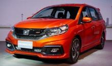 Honda Mobilio 2017 เปิดตัวแล้ว ตัวท็อปราคา 763,000 บาท