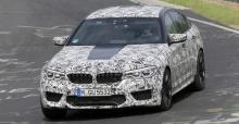 NEW BMW M5 (F90) คาดใช้เครื่องยนต์เบนซิน V8 4.4 ลิตร