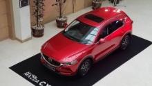 Mazda ดีเดย์เปิดตัว CX-5 ใหม่ในไทย 13 พ.ย. นี้