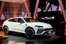 Lamborghini Urus กับการเปิดตัวครั้งแรก ณ ประเทศสิงคโปร์
