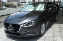 สปายช็อต Mazda 3 รุ่นปรับโฉมใหม่ล่าสุด