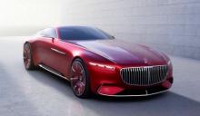 เปิดตัวแล้ว !! Mercedes-Maybach 6 Concept หรูหรา ล้ำสมัยขั้นสุด